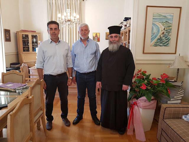 Προοπτική ένταξης των έργων του Αγίου Γεωργίου στο νέο ΕΣΠΑ - Πολυδύναμο κέντρο κοινωνικής στήριξης στο Ναύπλιο