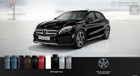 Mercedes GLA 250 4MATIC 2017 màu Đen Night 696