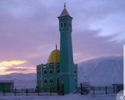 Masjid Di Hujung Dunia - Masjid Nurd Kamal