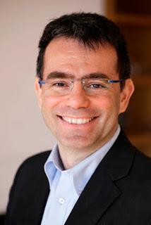 Christophe Neugnot, directeur de la communication d'Areva puis Orano (© François Maréchal)