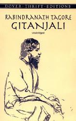 Portada del libro gitanjali para descargar en pdf gratis