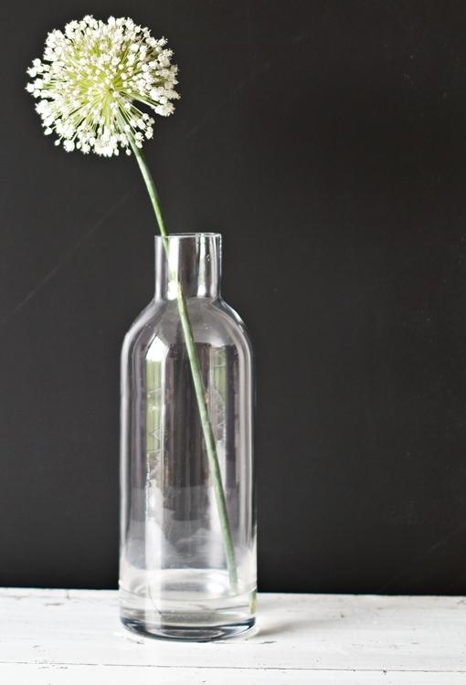 Bunt ist die Welt ... Vasen - Blog & Fotografie by it's me! - Porreeblüte