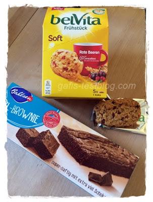 BelVita Frühstück – Soft und Bahlsen – XL Brownie