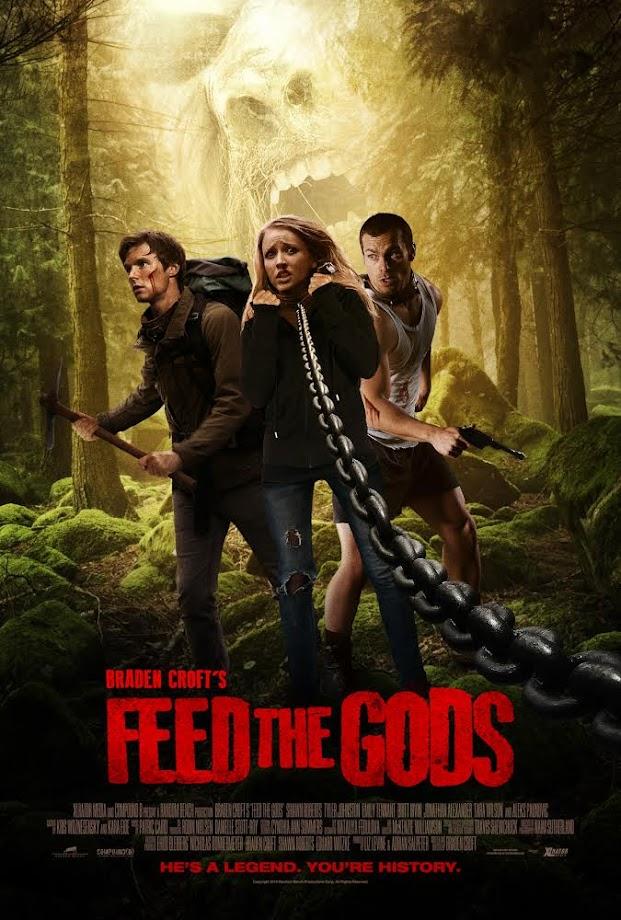 Feed the Gods poster e stills
