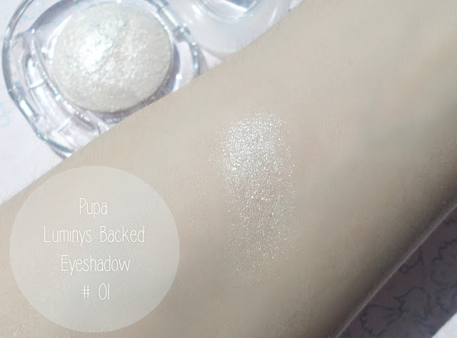 liz breygel blogger review pupa eye shadow swatches  Luminys Backed Eyeshadow