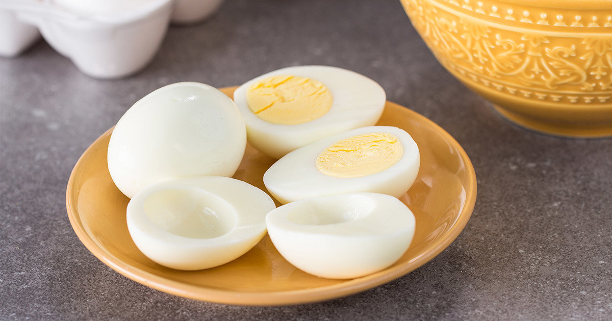 Calories in poached egg white