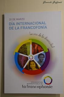 Día Internacional de la Francofonía. Montevideo, Uruguay.