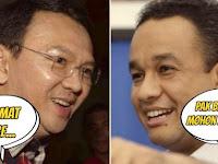 Anies Baswedan Dapat Pesan WhatsApp dari Ahok Setelah Kalah Pilkada DKI Jakarta Putaran Kedua, Isinya Sangat Mengejutkan