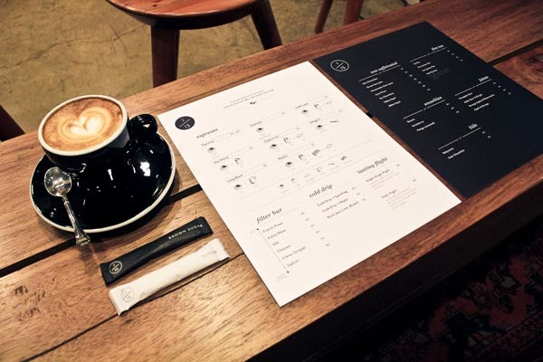 30 Examples Of Effectively Designed Cafe Menus Jayce O Yesta