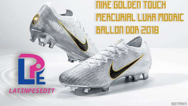 c0ce32064 Nike Luka Modric Ballon D or 2018 Boots For Pes 17 18 19 - Commonfame