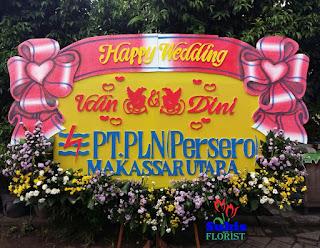 bunga-papan-ucapan-pernikahan-paling-laris-di-surabaya