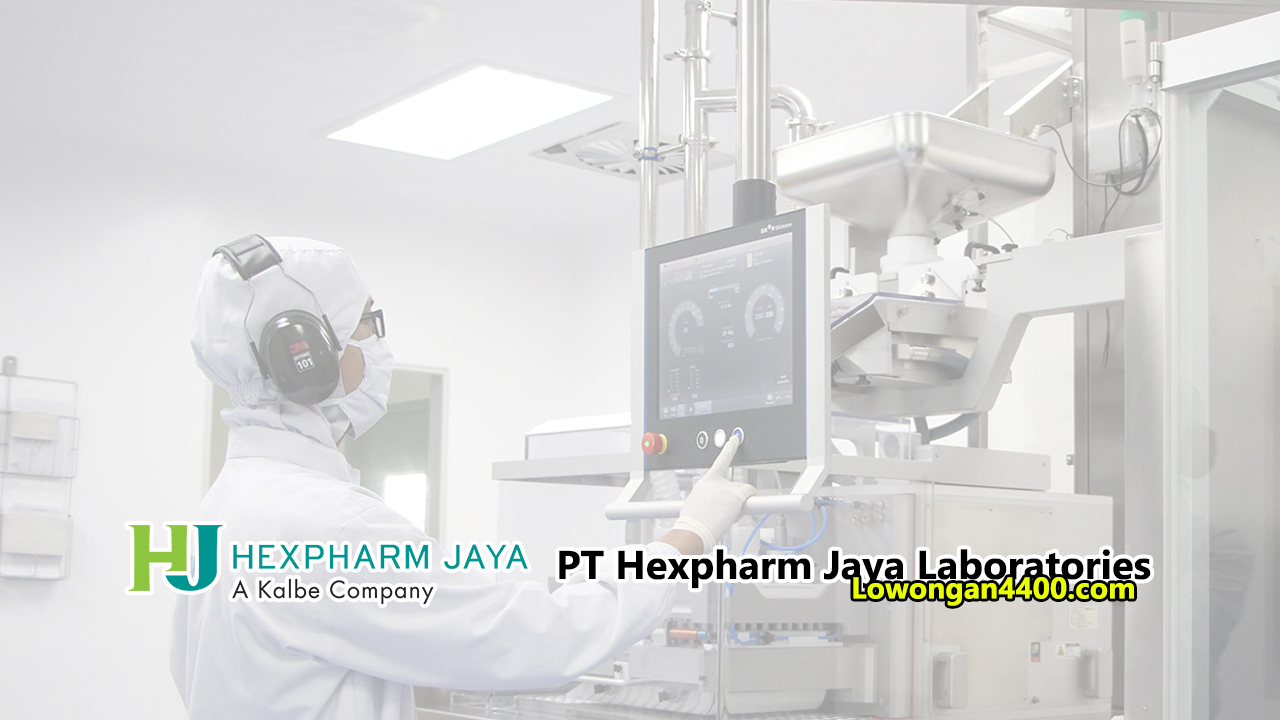 Lowongan Kerja PT. Hexpharm Jaya Laboratories