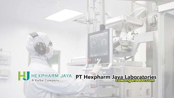 Lowongan Kerja PT. Hexpharm Jaya Laboratories Delta Silicon 1