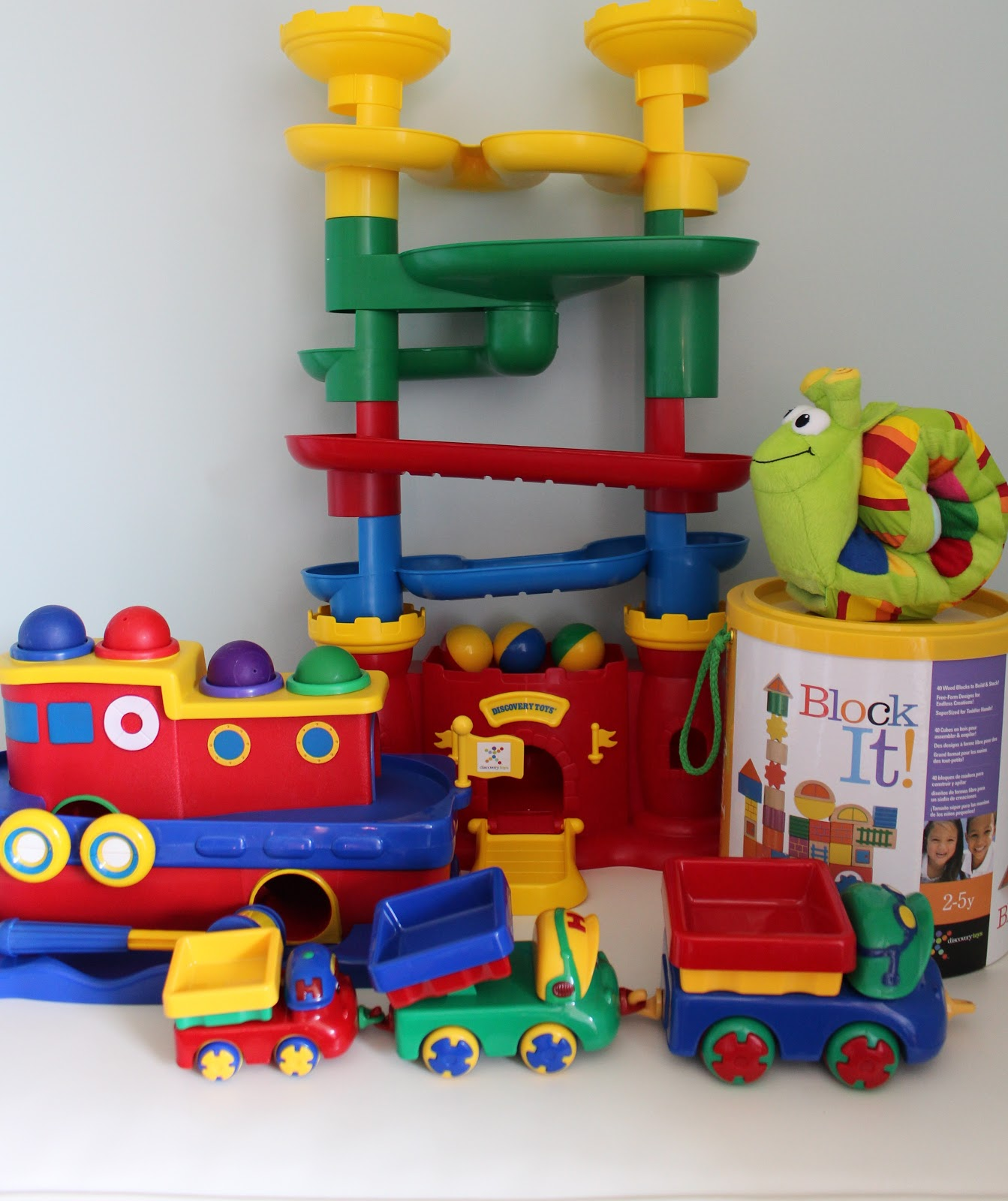 Dicovery Toys 94