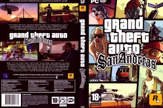 Kode Cheat (Password) Game GTA: San Andreas PS2 Lengkap