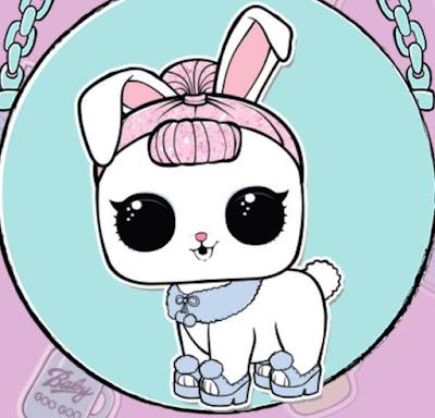 Банні Крістал (Банни Кристалл или Crystal Bunny P-001)