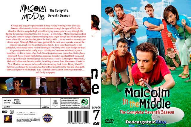 Malcolm el de en Medio Temporada 7 Completa Español Latino
