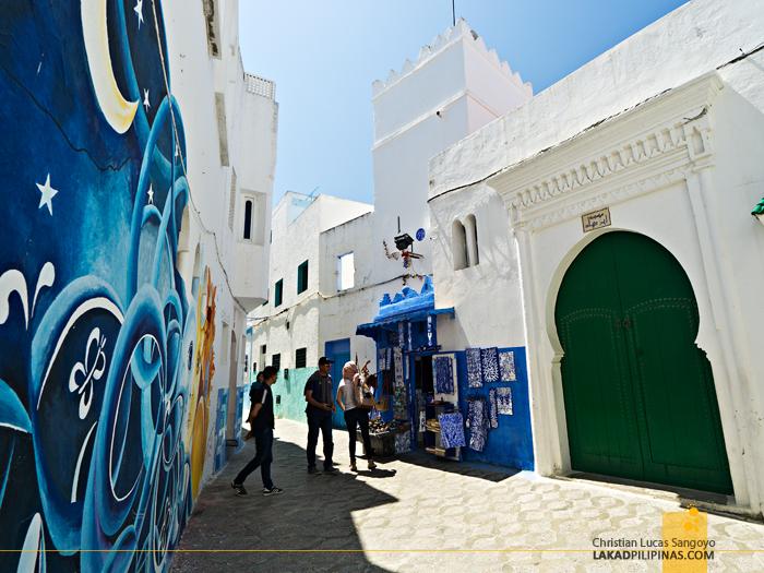 Asilah Medina Morocco Art Murals