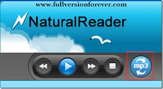 download naturalReader text to speech reader