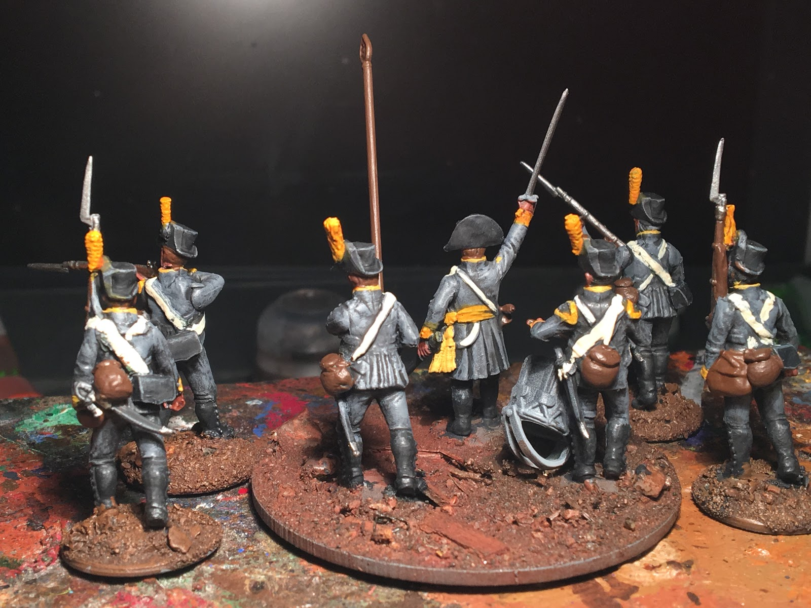 25 years of minis and counting: Russo-Swedish War 1808 ...