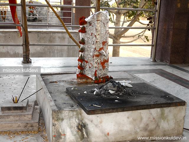 Languriya Bhairav inPali / Pyali Mata Nangal Lalsot Dausa