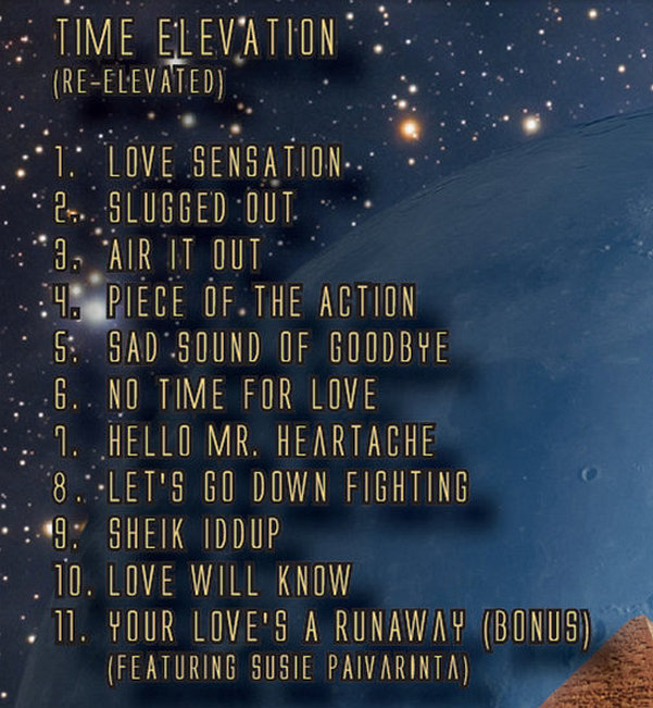 GRAND DESIGN - Time Elevation (Re-Elevated) [remastered / remixed +1] back