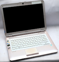 Laptop Bekas Sony Vaio VGN CS36GJ