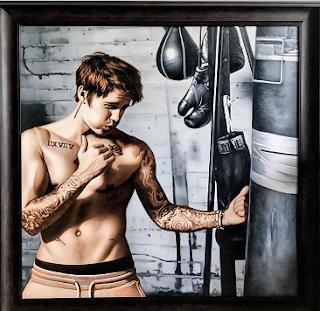Portrait- Justin Bieber