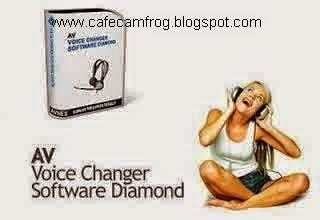 AV Voice Changer Diamond 7.0.29 | Cafe Camfrog
