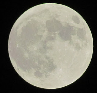 Supermoon May 2012