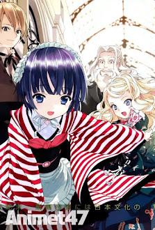 Ikoku Meiro No Croisee - Anime Ikoku Meiro No Croisee 2011 Poster