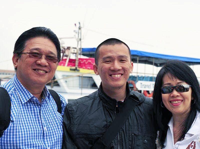 Kisah Papi Ustadz Felix Siauw