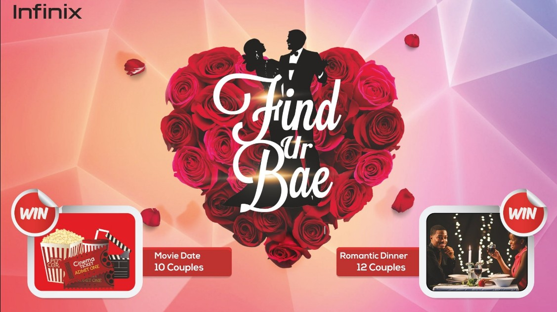 Infinix Wants to Connect With Your Ideal Bae With #FindurBae