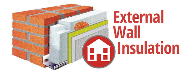 External Wall Insulation : Nadine loves you