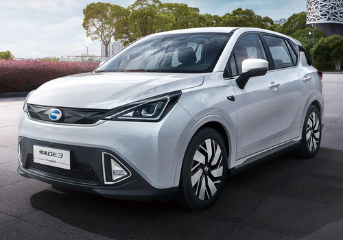 Tinuku GAC Motor launches all-electric GE3 SUV for $22,500