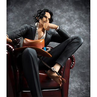 Excellent Model P.O.P. Portgas D. Ace (S.I.C.) de One Piece - Megahouse