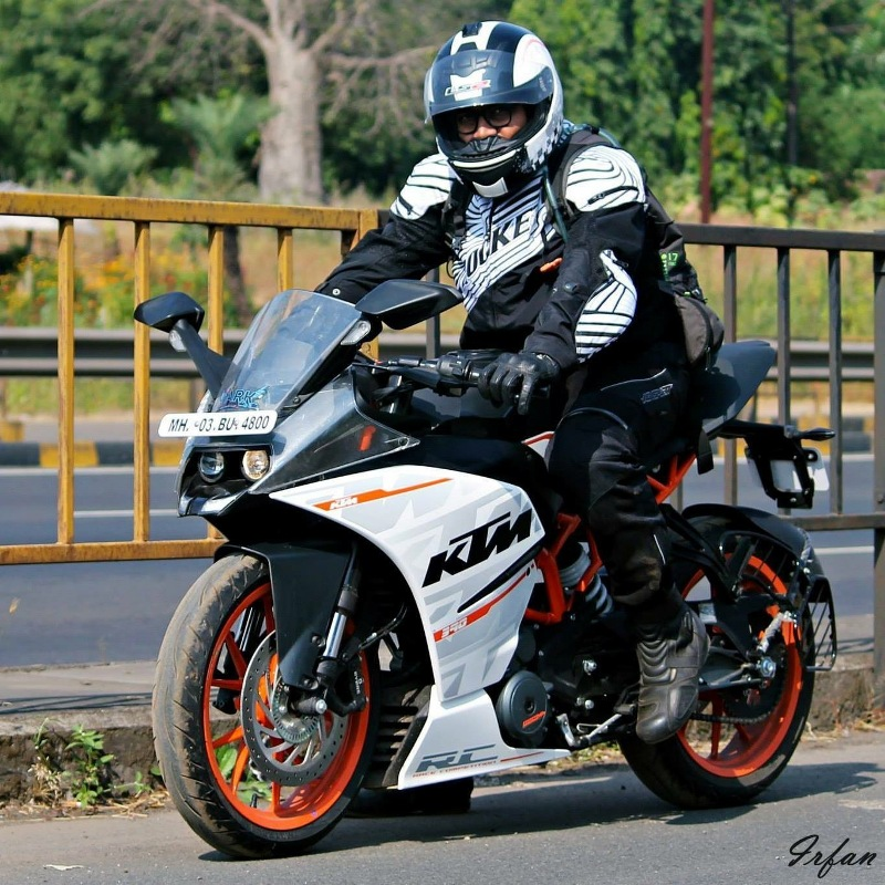 "KTM RC390 User Review | ""Achieving Speeds In Excess of"