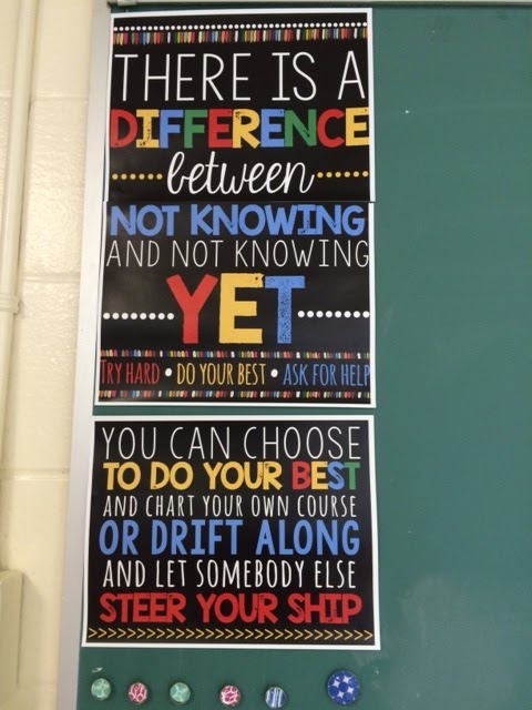 Decorating My Secondary Classroom After Room 213