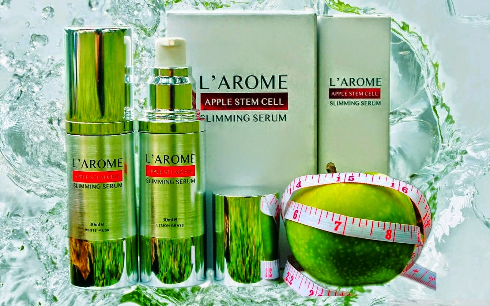 Larome Apple Stem Cell Slimming Serum