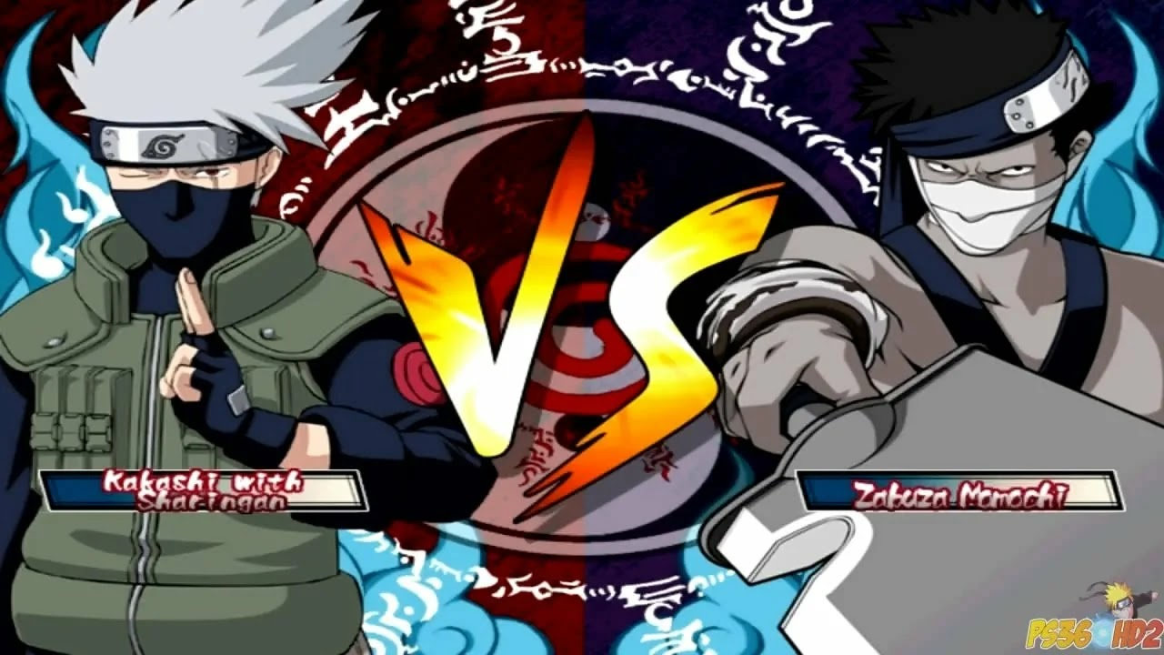 naruto clash of ninja 2 iso