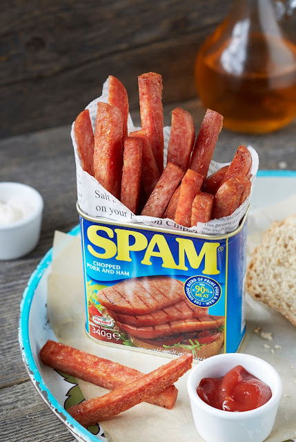 ONE ingredient SPAM® Fries