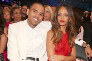Chris Brown rihanna together