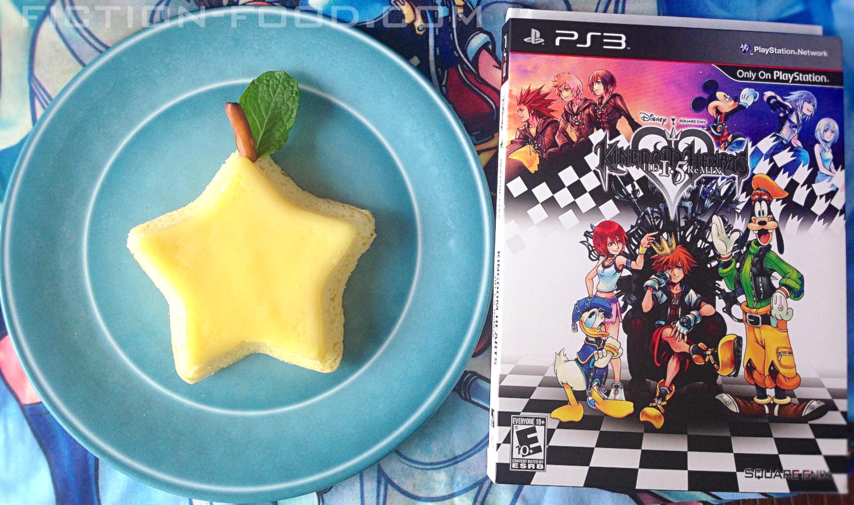 """Cake Recipes Destiny 2: Fiction-Food Café: Paopu Fruit Star Cake For The """"Kingdom"""