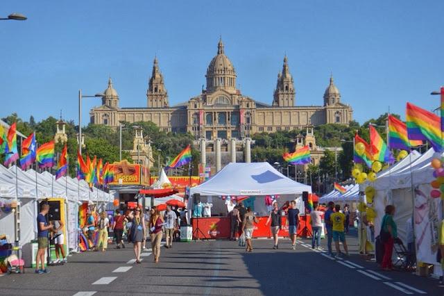 10 lugares para o público LGBT em Barcelona