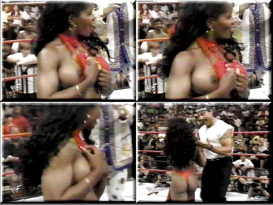 Tbt Sable Vs Jacqueline In A Bikini Contest  Warning -6433
