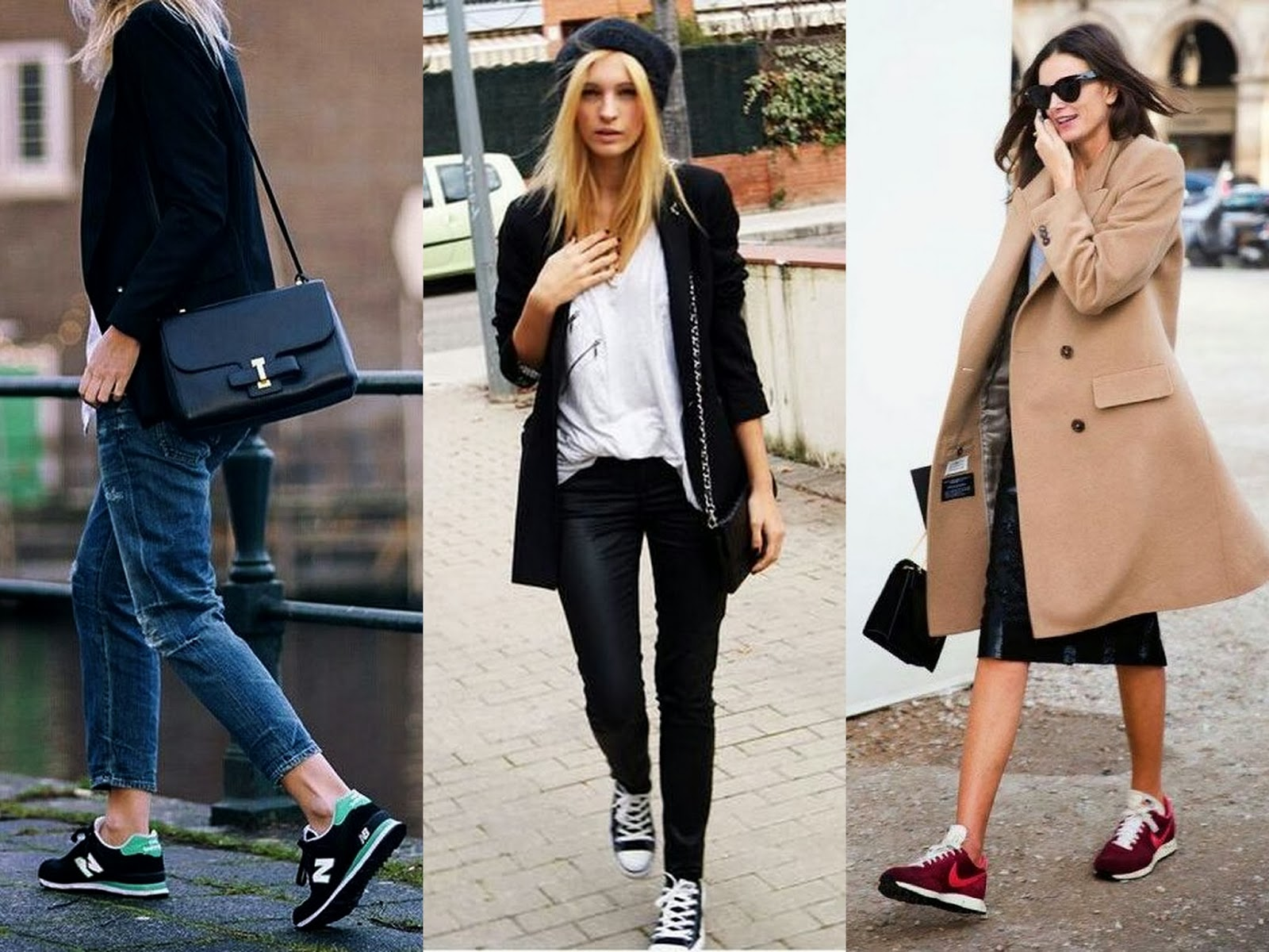outfit trainers