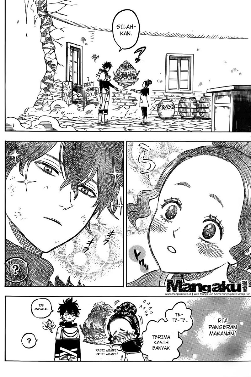 Black Clover Chapter 30 Bahasa Indonesia