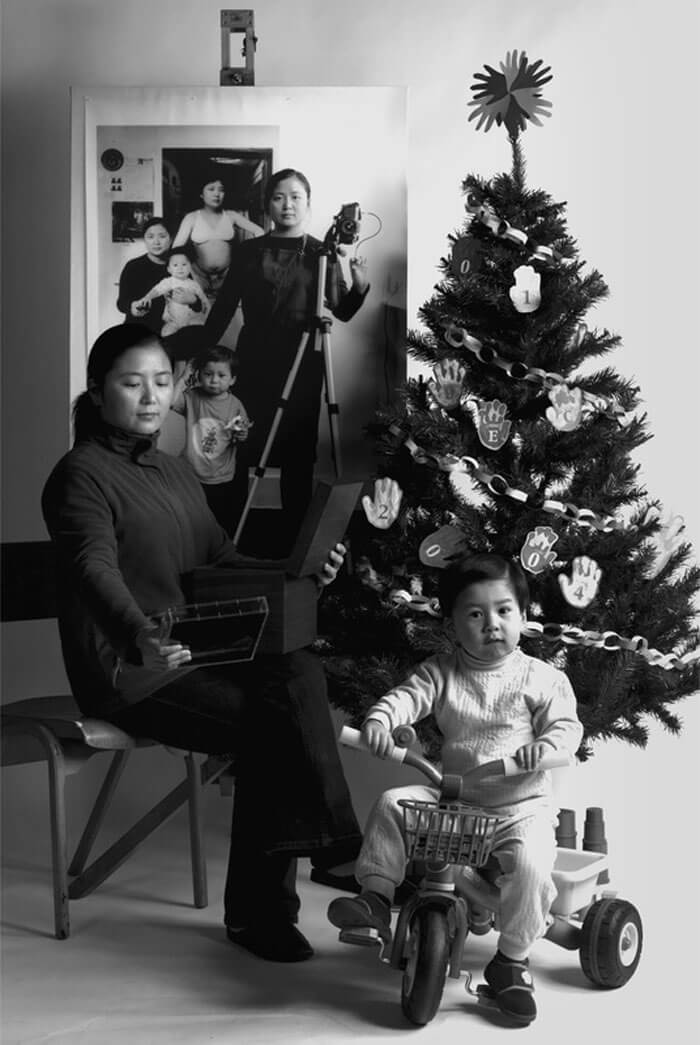 Mother Spends 17 Years Capturing Her Son Growing Up, And The Result Is Powerful