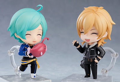 "Figuras: Nendoroid de RYUSEI Blue, Kanata Shinkai de ""Ensemble Stars!"" - Good Smile Company"