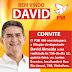 David Almeida confirmado como pré-candidato a Governador do Amazonas pelo PSB, e partido convida a população para o Ato de filiação